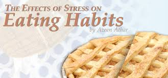 the effects of stress on eating habits the pitt pulse the effects of stress on eating habits