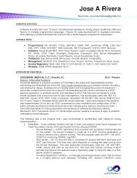 Sample Resume For 10 Years Experience Sample Resume For Experienced