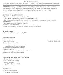 healthcare resume sample home health care resume healthcare resume template home health care