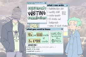 commission sheet writing commission sheet by cagevenom on deviantart