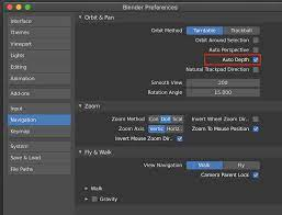 How to use zooming in Blender's viewport? - Blender Stack Exchange