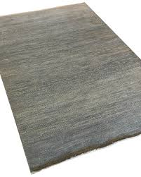 kaoud rugs 6 x 9 grey modern rug