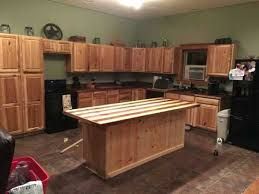 butcher block laminate countertops look wood kitchen