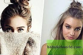 účes Pro Střední Vlasy Je Rychlý A Krásný Jak Udělat Módní účes