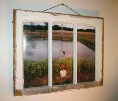 how to make an old window into a chalkboard work of art