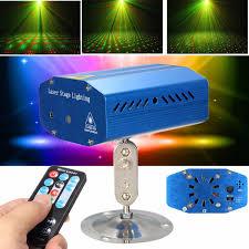 mini indoor outdoor laser projector stage lights rgb