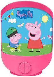 Peppa Light Peppa Pig Lenticular Night Light Pink Amazon Com