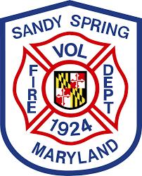 Fire Patch Design Online Recruiting Sandy Spring Volunteer Fire Department