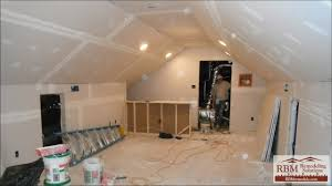 Pictures Of Finished Attics Finishing An Attic By Rbm Remodeling Solutions
