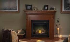 princess gas fireplace mantel