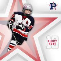 12U-AA: Lady Patriots - 2018-19 Regular Season - Roster - #18 - Kerry Hunt  - D