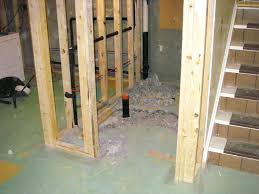 how to install shower in basement without breaking concrete medium size of bathroom ejector system install