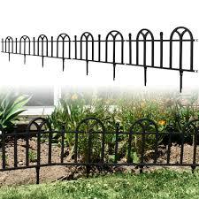 terratrade victorian garden border fencing hayneedle