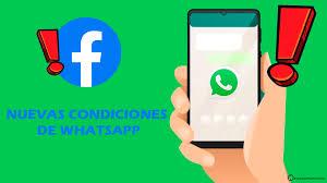 Qué son las nuevas condiciones de WhatsApp? ❌ No podrás usar WhatsApp si no  las aceptas