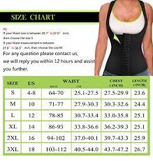 Eleady Best Neoprene Waist Trainer Corset Sweat Vest Weight