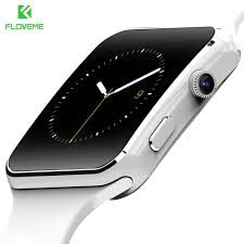 german watches for men promotion shop for promotional german floveme e6 luxury men women sport hd screen bluetooth pedometer sleep monitor tf sim card smart watch for samsung android phone