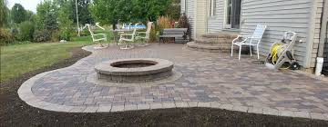 contemporary patio patio pavers cost cost m throughout paver patio installation p