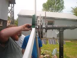 picture of diy 1000 watt wind turbine