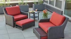 outdoor furniture home depot. Home Interior: It S Here Depot Wicker Outdoor Furniture Hampton Bay Sauntera 5 Piece