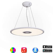 lighting wireless. 2018 Wireless Music Play 36w Led Ceiling Light Bluetooth App Dimmable Rgb Multi Function Hanging For Home From Ledlights_veanda, Lighting P