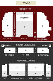 Motown The Musical Seating Chart Lunt Fontanne Theater New York Ny Seating Chart Stage