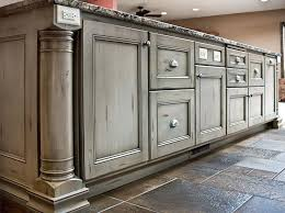 stained wood kitchen cabinets knotty alder island with vintage finish staining old wood kitchen cabinets best