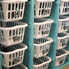 Diy laundry sorter Section Laundry Diy Laundry Sorter chests Consols Tip Junkie Diy Laundry Sorter chests Consols Tip Junkie