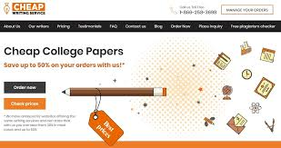 cheapwritingservice org review college paper writing service reviews services provided