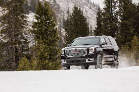 2019 Gmc Yukon Color Chart 2019 Gmc Yukon Review Ratings Specs Prices And Photos