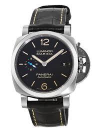 panerai pam01392 luminor marina men s watch watchmaxx com panerai luminor marina 1950 3 days automatic men s watch pam01392