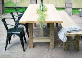 easy diy outdoor farmhouse table. diy outdoor farmhouse table easy diy
