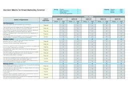 Sales Call List Sales Contact Template