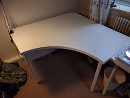 white table top ikea. Ikea Linnmon Alex Desk   Corner Glossy White Table Top  White Table Top Ikea T