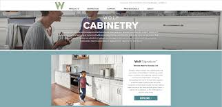 Cabinet Design Website Award Winning Web Design For Cabinet Manufacturers