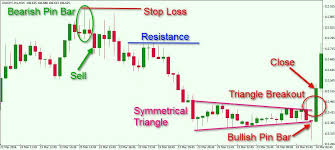 How To Trade The Forex Pin Bar Setup Forex Training Group