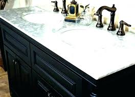 55 inch bathroom vanities vanity single sink tops without top double