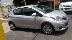 2014 Toyota Yaris 1.0 5 door T1 (aircon+CD) | Junk Mail