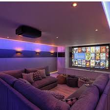 Basement movie theater Homemade From The Best Home Theater Projector To The Ultimate Universal Remote There Are Plenty Of Pinterest 21 Basement Home Theater Design Ideas Awesome Picture Marian