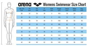 Womens Swimsuit Size Chart Details About Arena Uk 32 Auburn University Tigers Swim Team One Piece Ncaa Swimwear