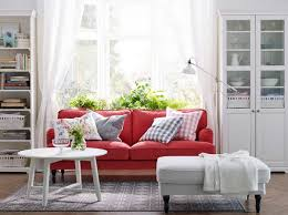 ikea sitting room furniture. Wonderful Sitting Red U0026 White Living Room Is Always Related With Passion In This Living And Ikea Sitting Room Furniture O