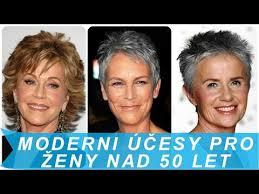 Moderni účesy Pro ženy Nad 50 Let účesy A Střihy