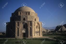 gonbad jabeliye dome from sassanid era nd c ce kerman gonbad jabeliye dome from sassanid era 2nd c ce kerman middle east stock