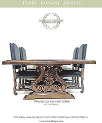 furniture spanish. romani designs spanish colonial revival furniture a