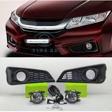 Details About 71103 T9a T50 Oem Fog Light Lamps Kit Fit For Honda City 2014 2015 2016