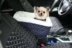 best dog car seat kobwatm console dog car seat for