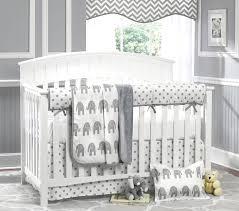 grey crib bedding navy and mint