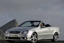 Mercedes-Benz CLK AMG - AMG In Years
