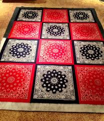 Bandana Picnic Blanket | Patchwork | Pinterest | More Paint ... & Bandana Picnic Blanket Adamdwight.com