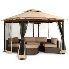 Full Size of Outdoor:fascinating Screened Gazebo Tent Q Outdoor Delightful  Screened Gazebo Tent Plans ...