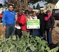 garden grants. The Union County Means Green Community Garden Grants Program Is Part Of Plant A Seed, 2018 Initiative Freeholder Chairman Sergio Granados